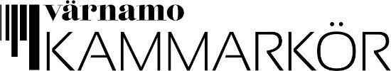 Värnamo Kammarkör – medlemssidor Logotyp